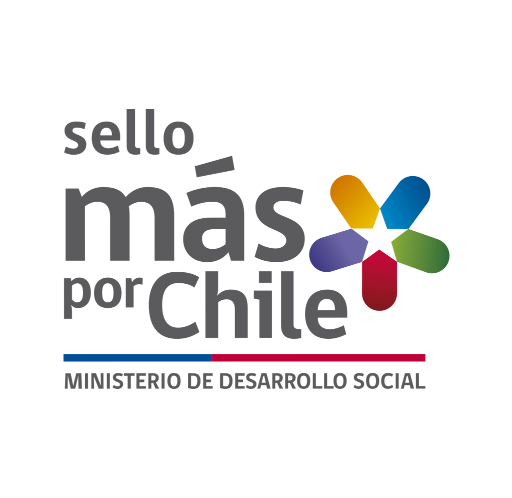 Sello más por Chile